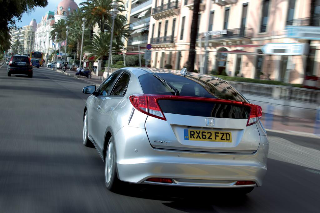Im April 2013 kommt der neue Motor in den Kompaktwagen Civic