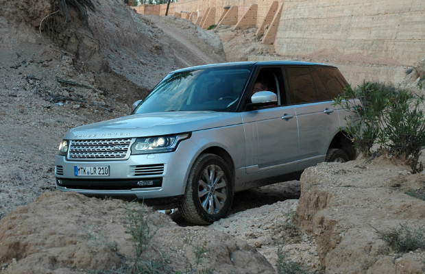 Im Hohen Atlas: Mit dem neuen Range Rover auf Experience-Tour in Marokko