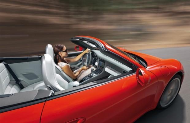 Immer mehr Frauen besitzen einen Porsche