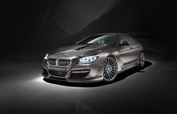 Individualisierung des BMW 6er Gran Coupé