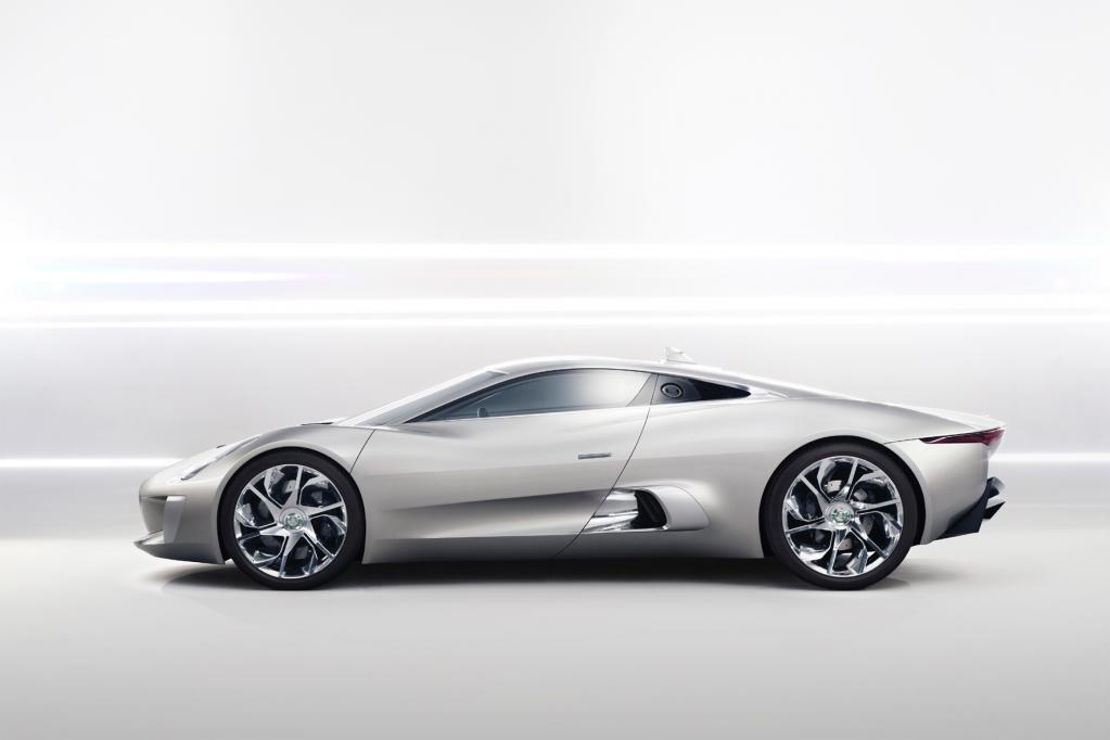 Jaguar CX-75: Aus für den Öko-Supersportler