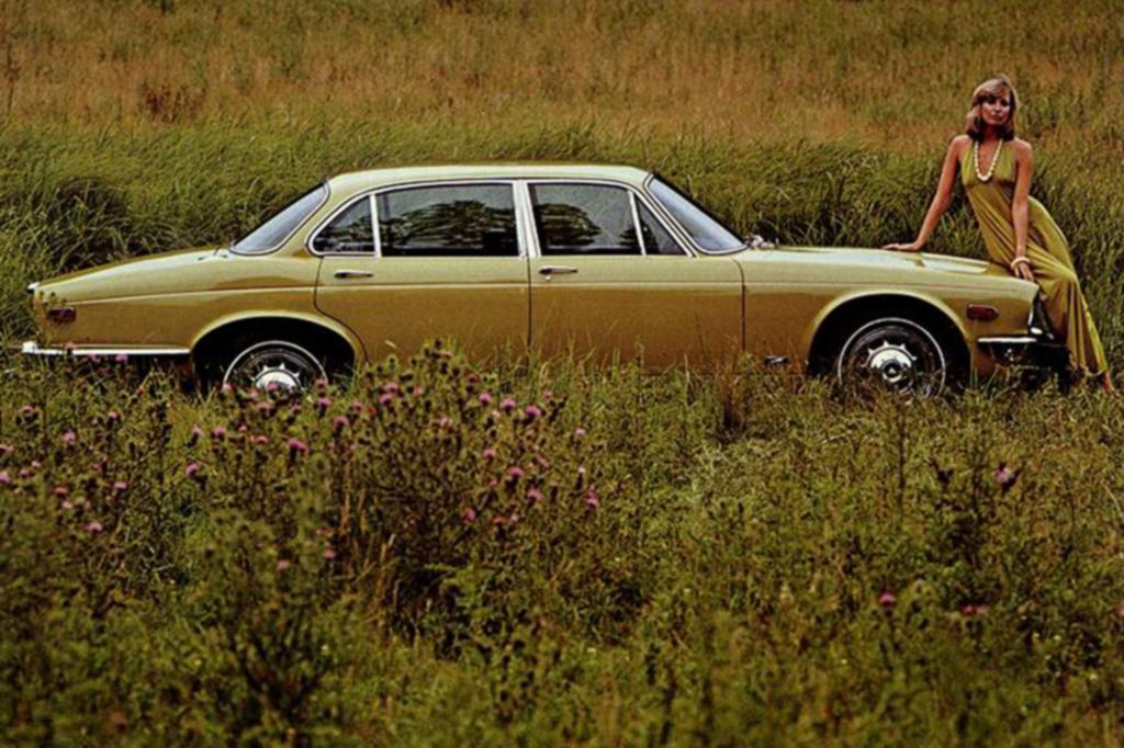 Jaguar XJ 12 Langer Radstand ab 1973