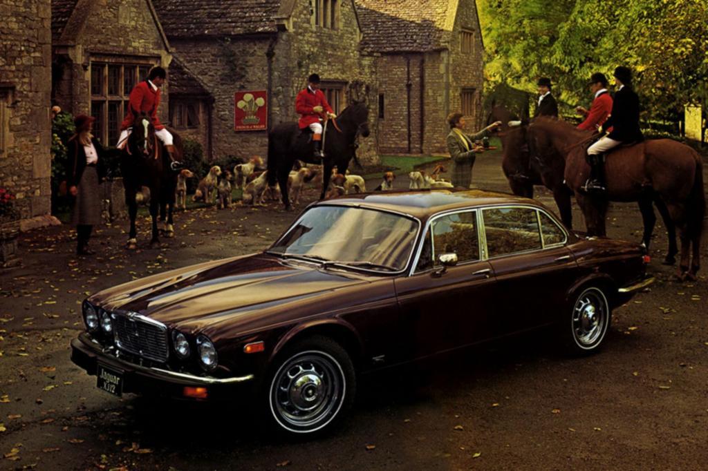 Jaguar XJ 12 ab 1973