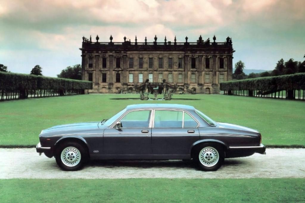 Jaguar XJ12 ab 1979
