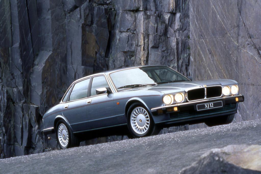 Jaguar XJ12 ab 1993