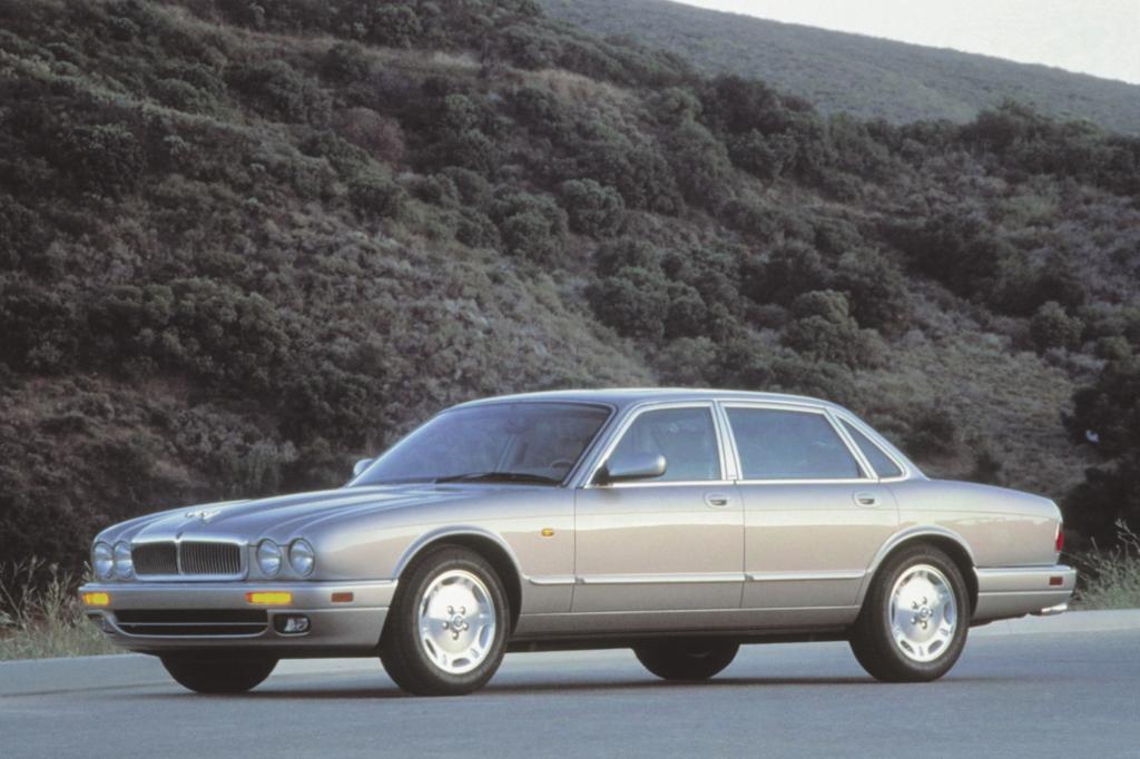 Jaguar XJ12 ab 1995