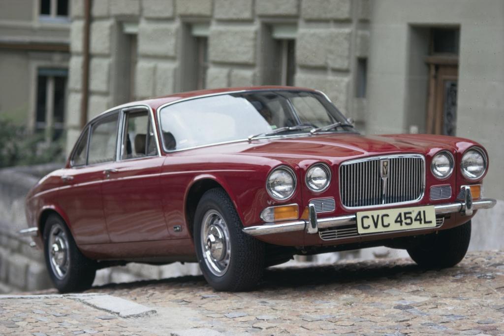Jaguar läutete mit dem XJ die Renaissance der Zwölfzylinderlimousine ein