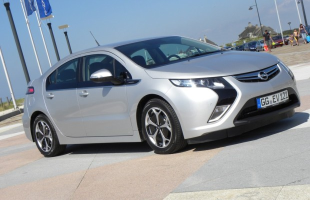 Jedes fünfte Elektroauto ist ein Opel Ampera