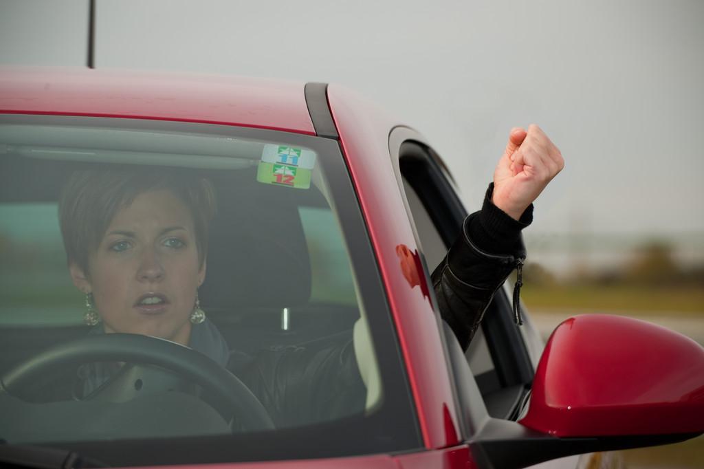 Junge Autofahrer überdurchschnittlich risikobereit