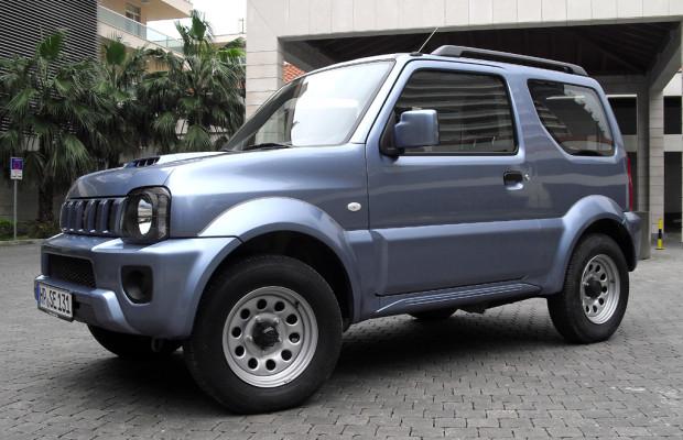 Kleiner, kerniger Abenteurer: Suzuki behält robusten Jimny-Charakter bei