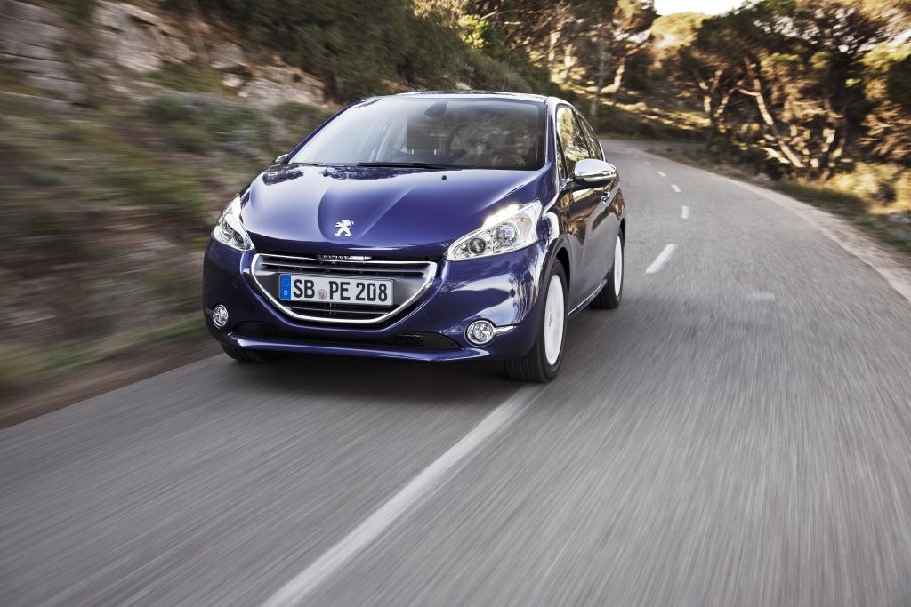 Kleinwagen sind stark im Kommen. Platzsparend, angemessen ausgestattet und gut verarbeitet müssen sie sein – wie der Peugeot 208