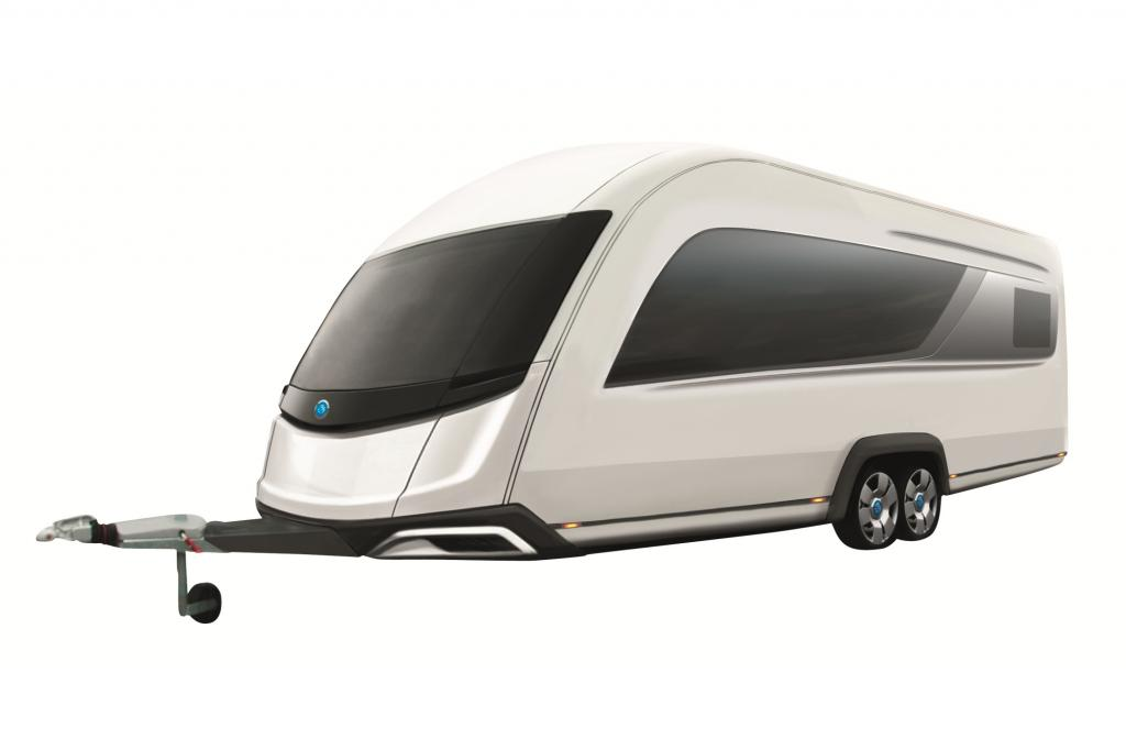 Knaus Eurostar - Reisemobil-Komfort im Wohnwagen