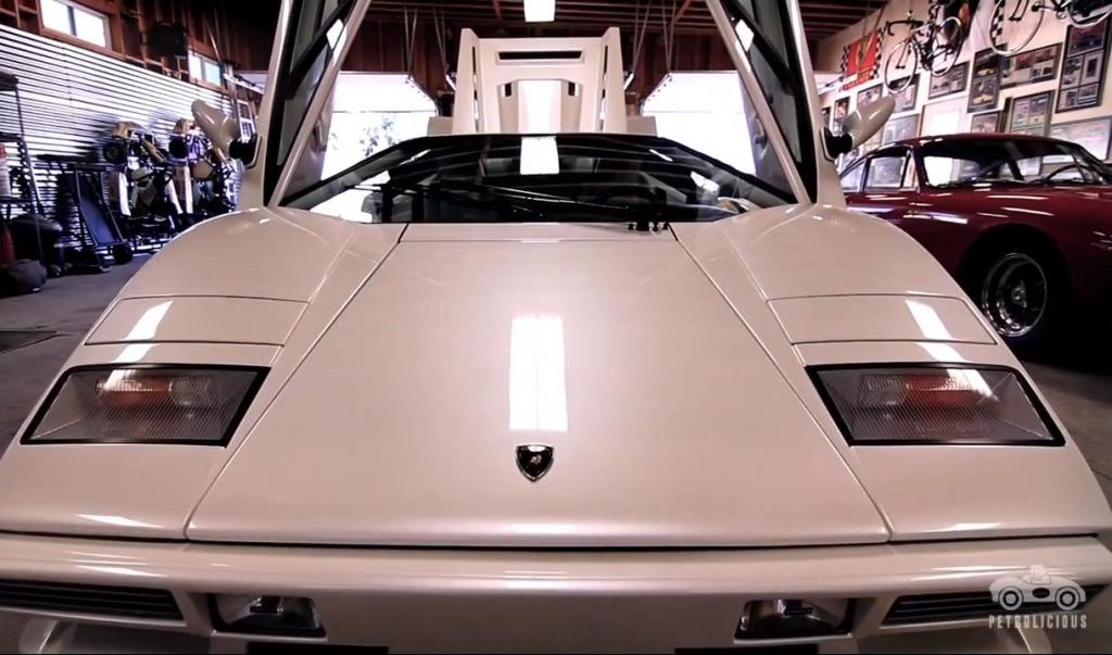 Lamborghini Countache - Form follows itself - Bild: Youtube