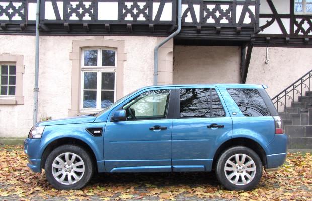 Land Rover setzt auch bei überarbeitetem Freelander künftig noch mehr auf Premium