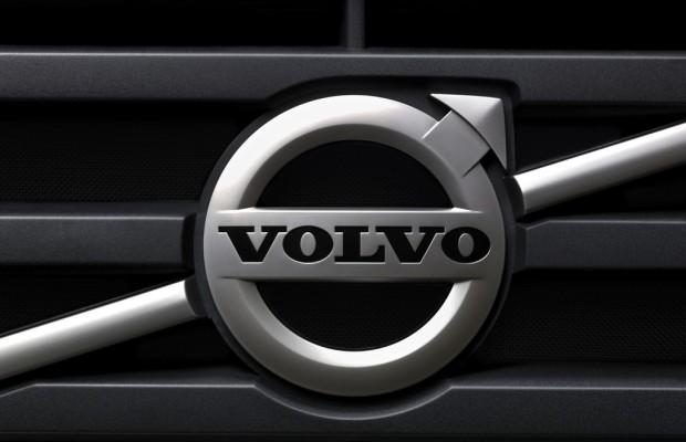 Lkw-Absatz von Volvo rückläufig