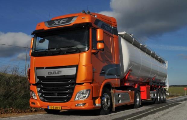 Lkw-Markt 2012: Leichter Rückgang auf hohem Niveau