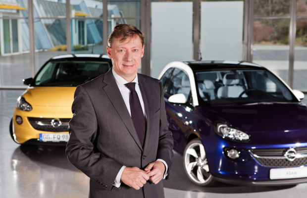 Matthias Seidl ist Opel-Vertriebschef