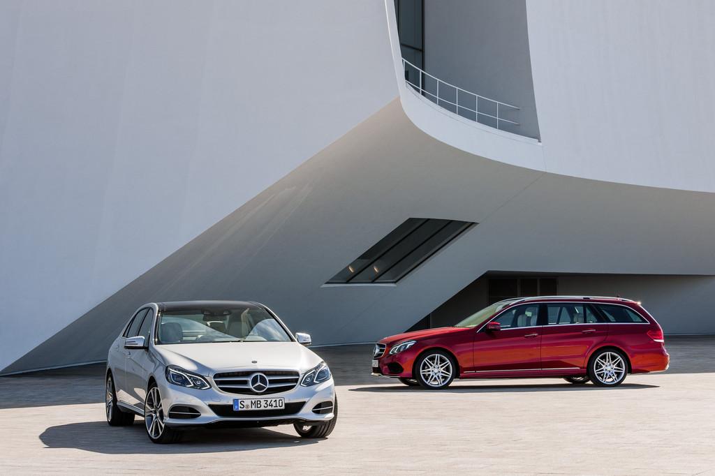 Mercedes-Benz kommt CO2-Durchschnitt von 140 Gramm
