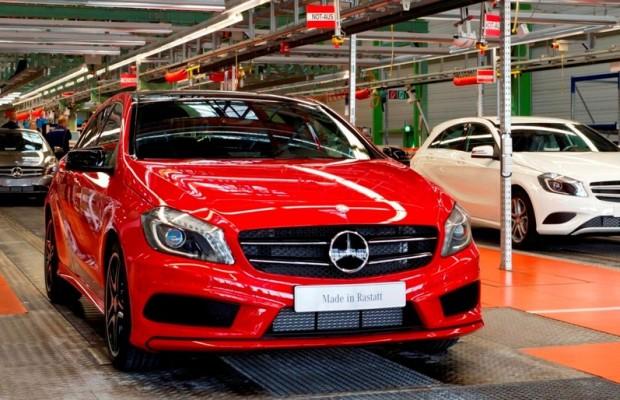 Mercedes-Benz peilt Absatzrekord an