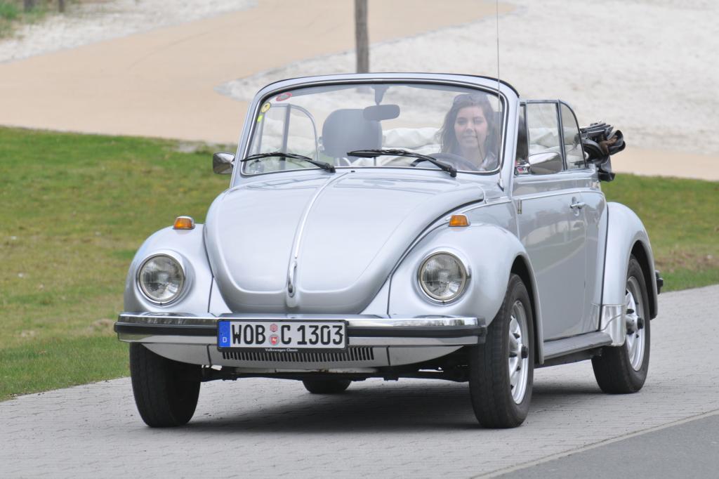 Mit dem Typ 1303 wollte VW den Käfer fit für die Zukunft machen