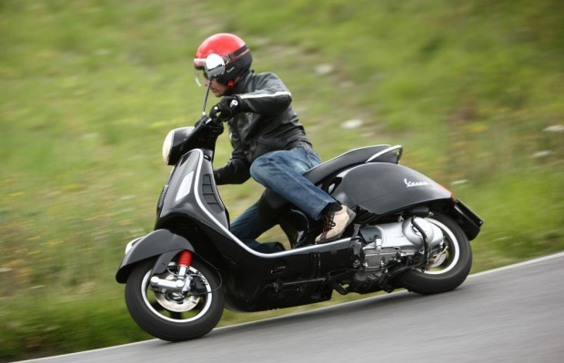 Motorradmarkt Deutschland - Zweiräder leicht im Plus