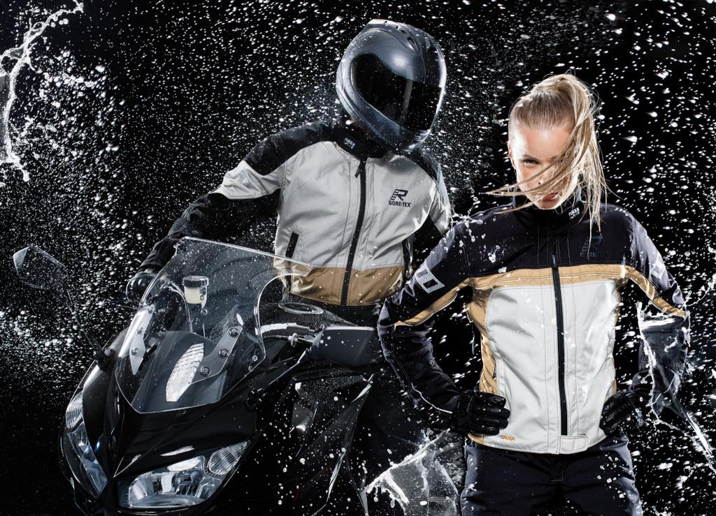 Neue Motorradjacken von Rukka
