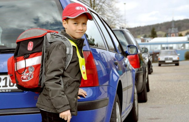 Neuer Kinderunfallatlas zeigt Unfallschwerpunkte