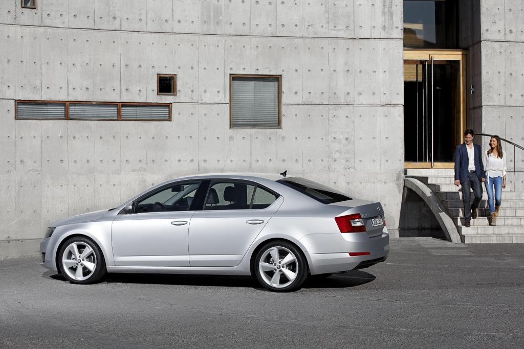 Neuvorstellung Škoda Octavia – Kompaktklasse war gestern