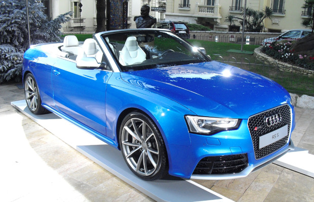 Offene Sportlichkeit: Audi kündigt neues RS5 Cabrio für Frühjahr an