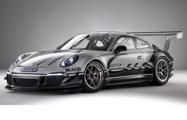 Porsche 911 GT3 Cup - Seriennaher Rennwagen