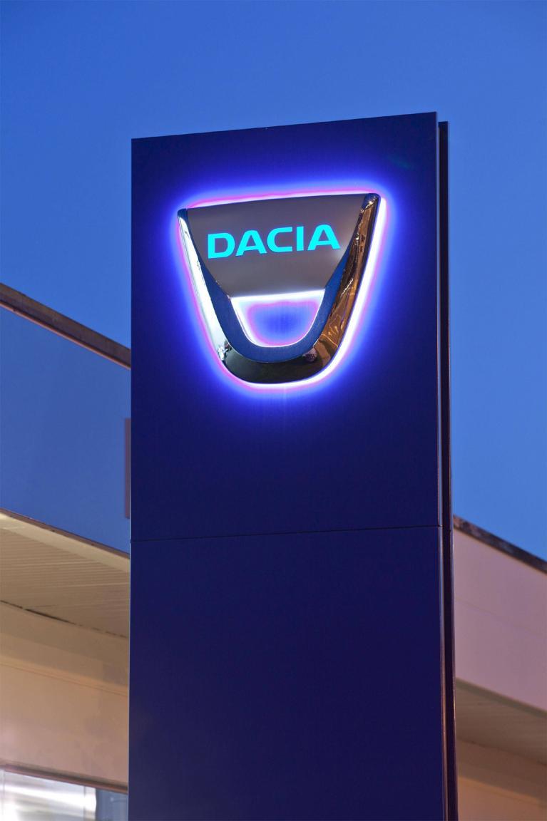 Sportwagen bei Dacia?
