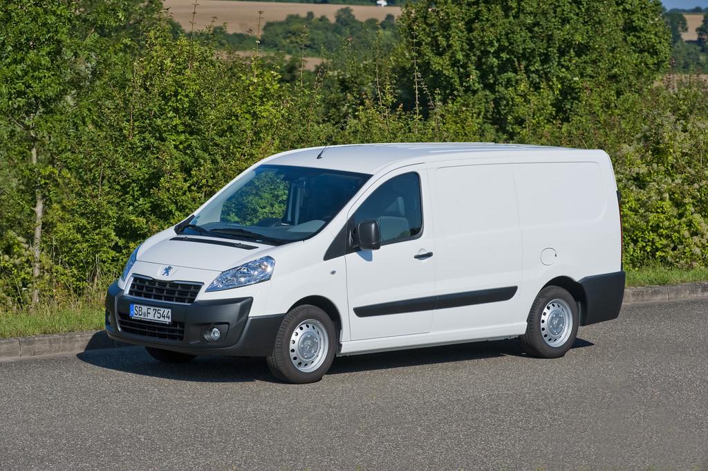 Starthilfe von Peugeot für Handwerker