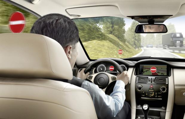 Technologie von Continental warnt, bevor es zum Unfall kommt
