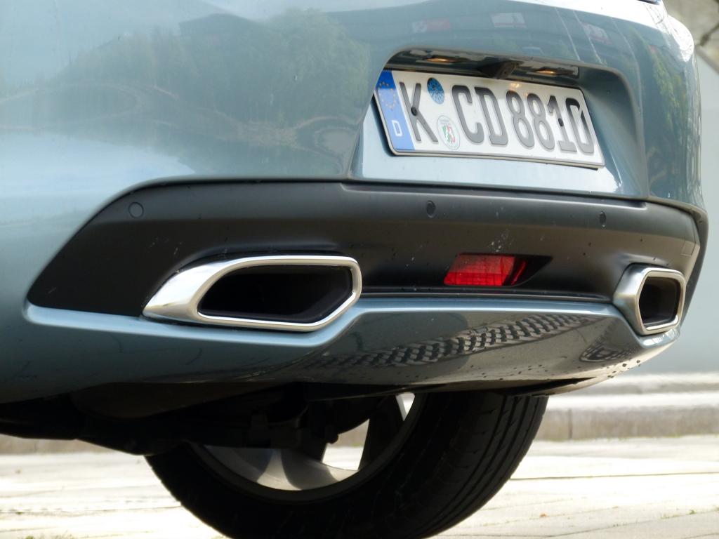 Test Citroën DS5 – Schicke Hülle, harter Kern