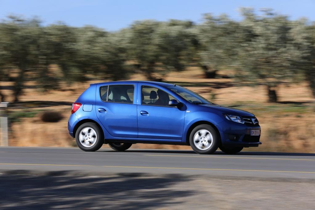 Test Dacia Sandero - Wo nichts ist, kann nichts klappern