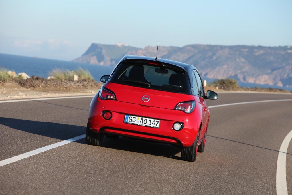 Test Opel Adam - Rettet der Adam Opel?