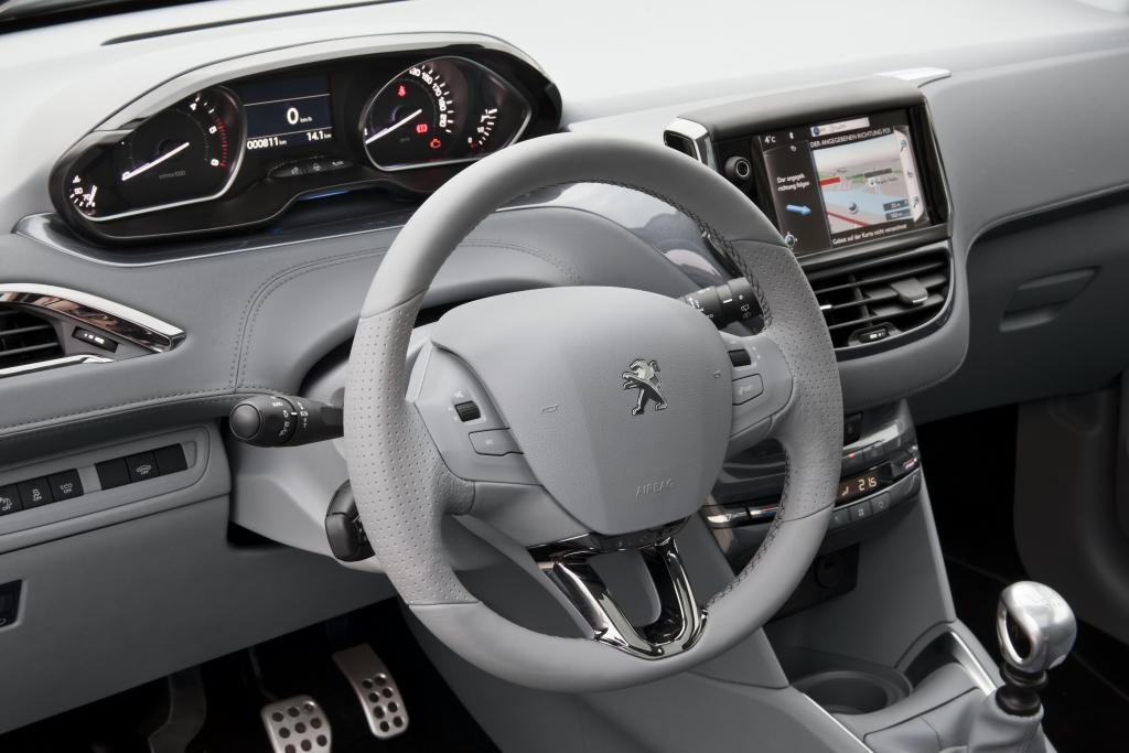 Test Peugeot 208: Très chic!