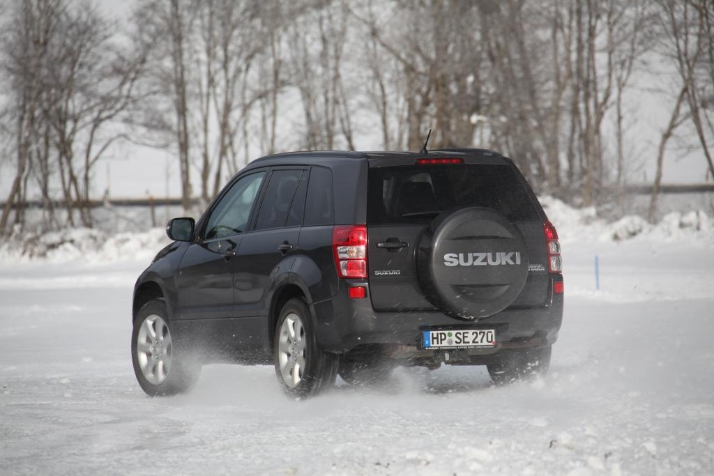 Test Suzuki Grand Vitara X30: Der Veteran kann's immer noch