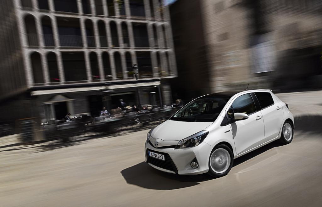 Test: Toyota Yaris Hybrid - Chillen statt Aufregen