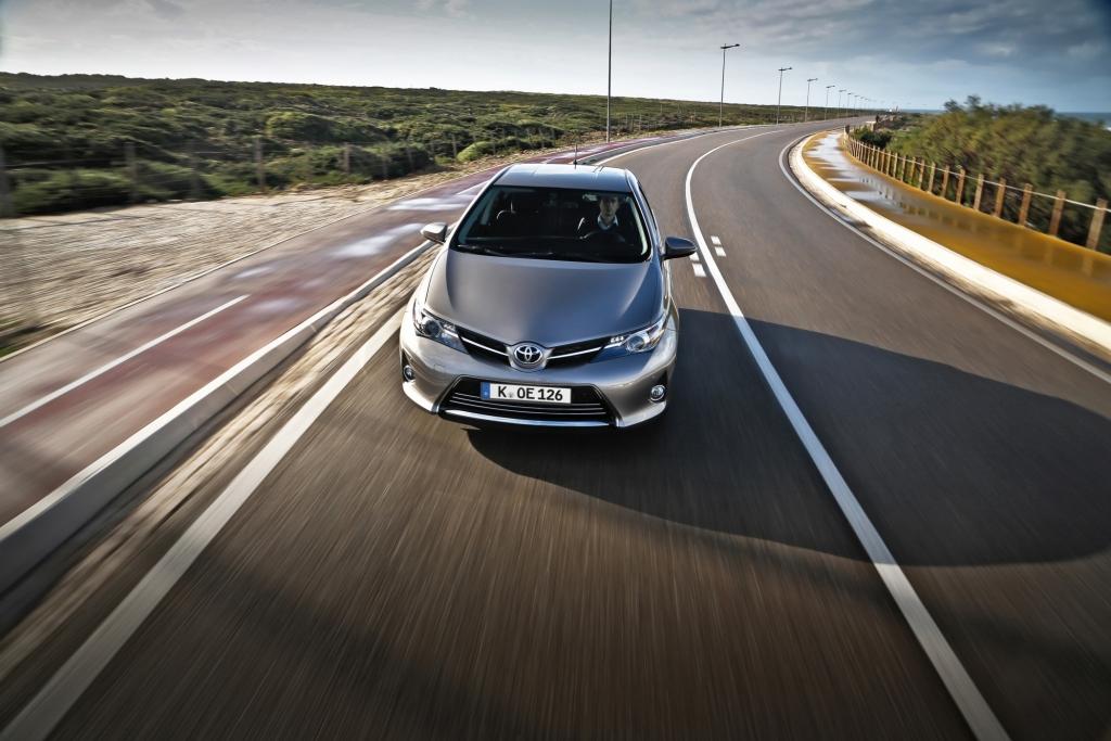 Toyota Auris - Schluss mit unauffällig