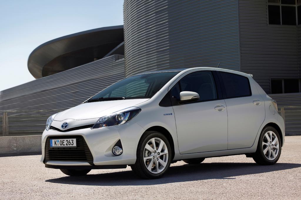 Toyota Yaris Hybrid überzeugt