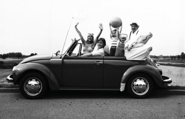 Tradition: 40 Jahre Volkswagen 1303 - Des Käfers große Kleider