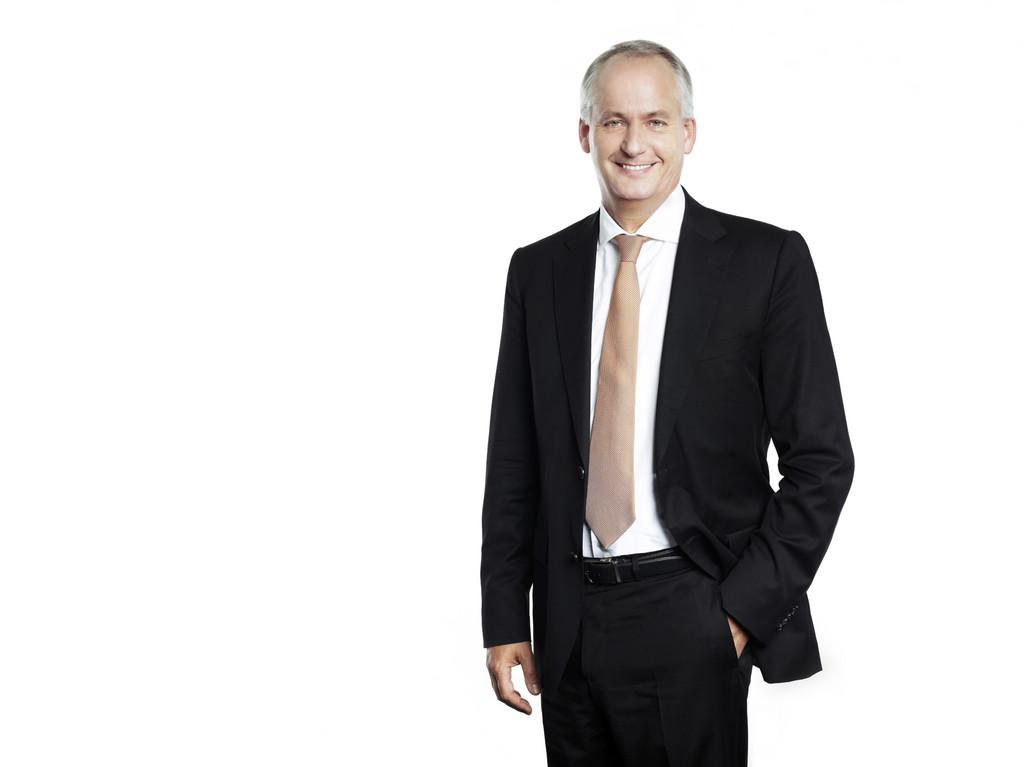 Troska ist China-Vorstand von Daimler
