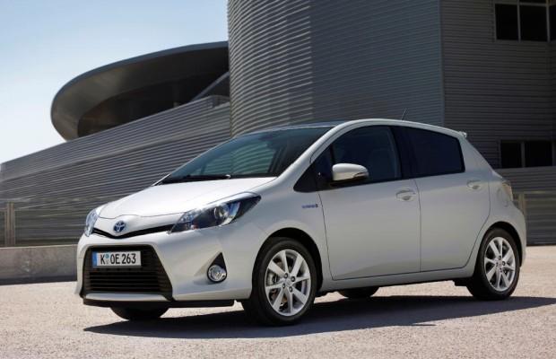 Umweltfreundliche Autos - Toyota Yaris Hybrid überzeugt