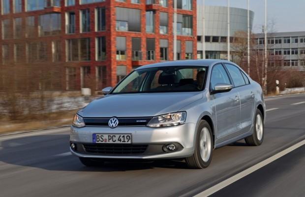 VW Jetta Hybrid ab heute bestellbar