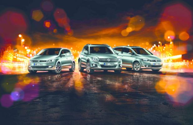 Volkswagen präsentiert