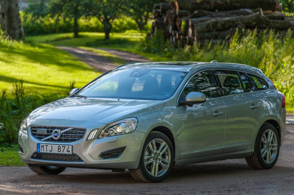 Volvo-Sondermodelle - Editionen für die Mittelklasse