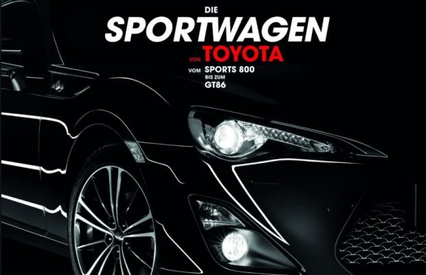 auto.de Buchtipp: Die Sportwagen von Toyota. Vom Sports 800 bis zum GT 86