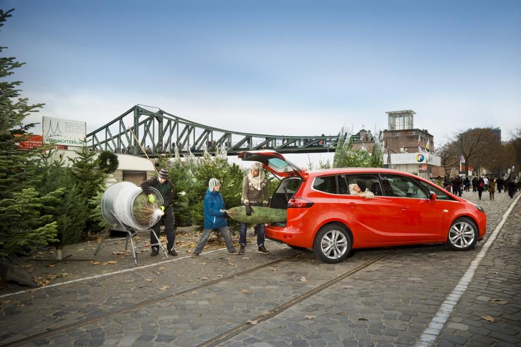 auto.de-Umfrage: Wie transportieren Sie Ihren Weihnachtsbaum?