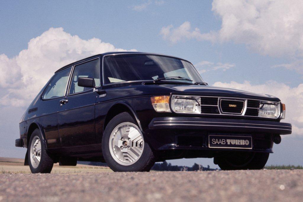 Der Saab 99 Turbo von 1978